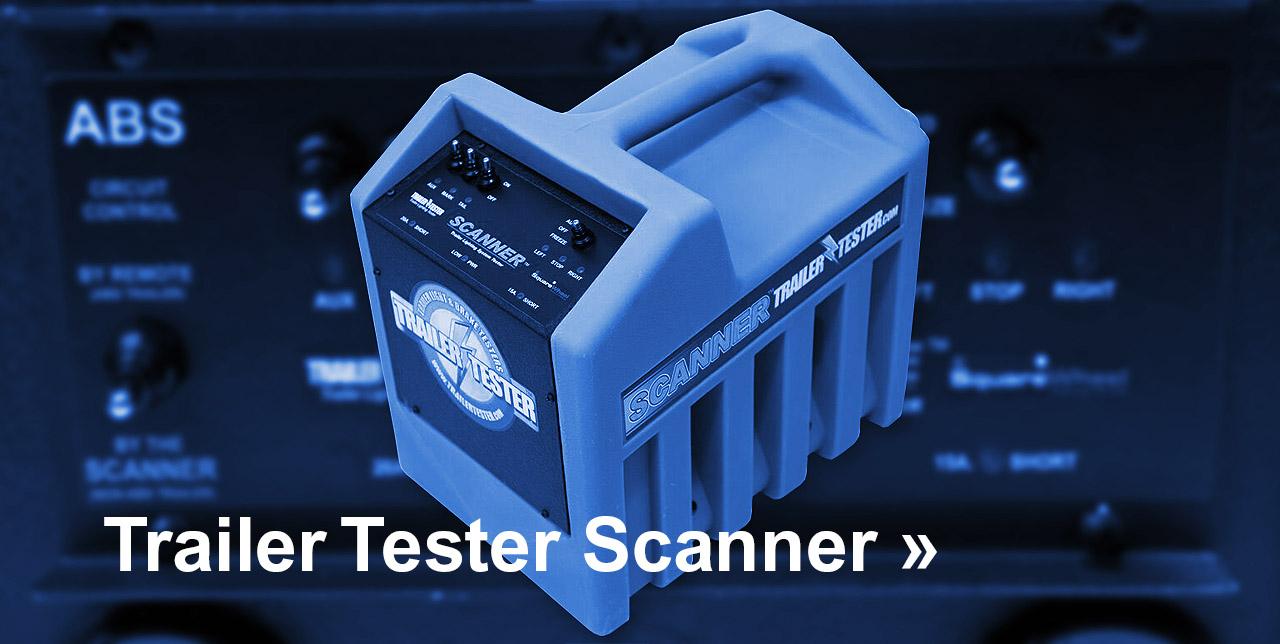 Trailer Testing Equipment by Trailer Tester