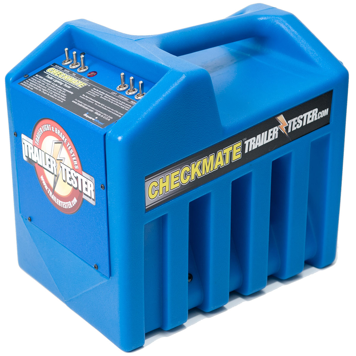 CHECKMATE 1200 A Lights & Electric Brakes Trailer Tester