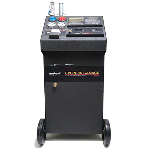Express Garage Remote Control Light Air Brake Tester By Trailer Tester